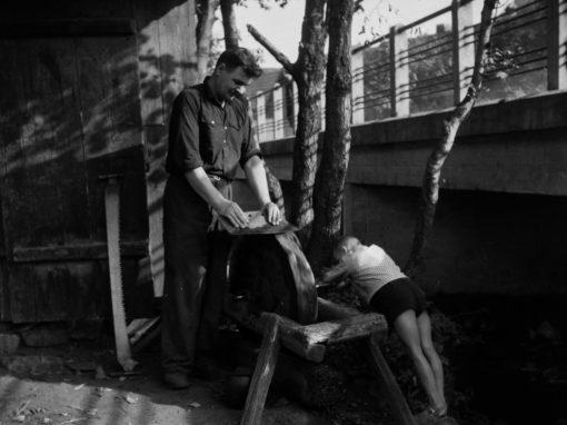 Jan Krawczyk – kowal zŁagowa