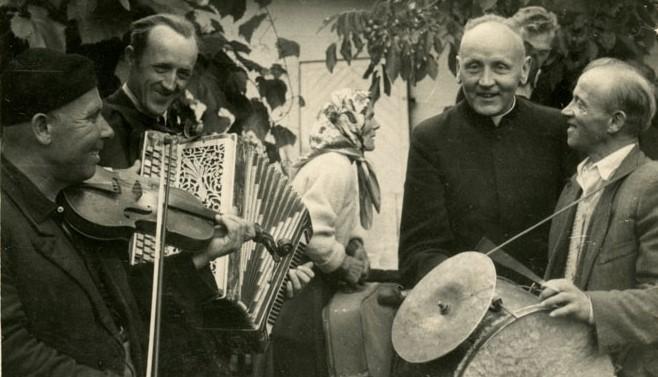 skrzypek Franciszek Lewikowski