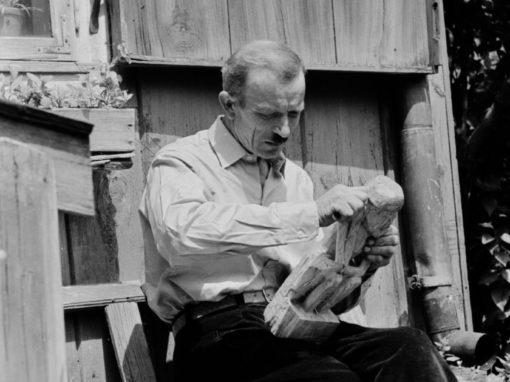 Józef Franusiak – rzeźbiarz imalarz