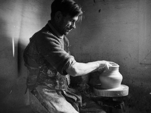 Józef Głuszek – garncarz